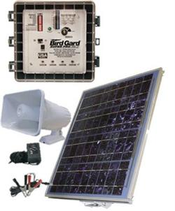 Bird Gard Super Pro PA4 Kit Inklusiv Solar Panel