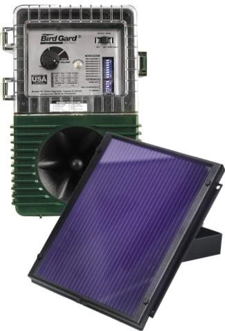 Bird Gard Pro Kit med Solar Panel